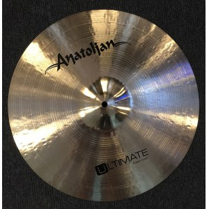 ANATOLIAN UCR-16 PW Power Crash Cymbal 16 Zoll Ultimate Becken, brilliant / Demo