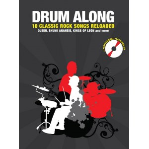 ANCORA Drum Along Vol. 7 10 Classic Rock Songs Reloaded