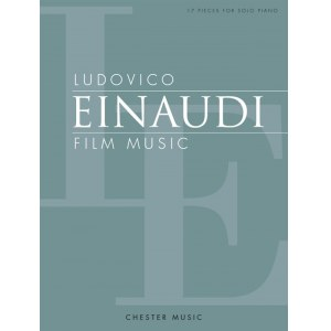 ANCORA Film Music, Ludovico Einaudi 17 Pieces For Solo Piano