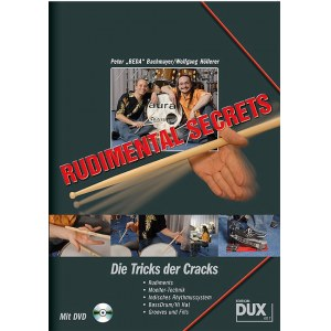 ANCORA Rudimental Secrets /DVD Die Tricks der Cracks