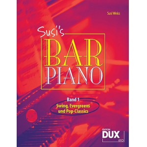ANCORA Susis Bar Piano 1, Susi Weiss Swing, Evergreens und Pop-Classics