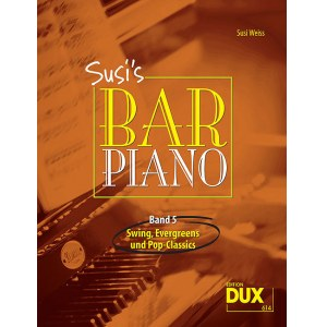 ANCORA Susis Bar Piano 5, Susi Weiss Swing, Evergreens und Pop-Classics
