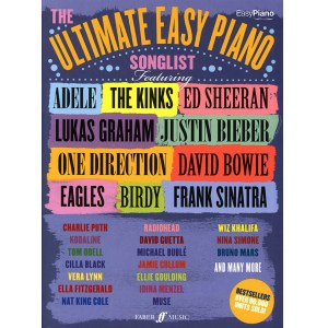 ANCORA The Ultimate Easy Piano Songlist 40 der meistverkauften Songs!