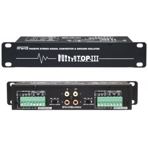 APART AUDIO BuzzStop MKIII DI-Box