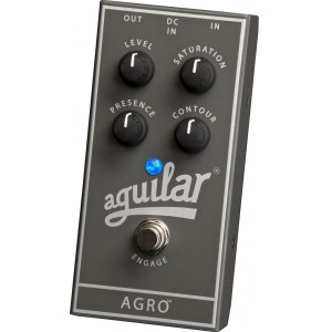 AGUILAR Agro Bass Overdrive Effektpedal