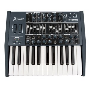 ARTURIA MiniBrute Analoger Synthesizer
