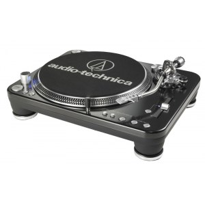 AUDIO-TECHNICA AT-LP1240 USB Plattenspieler mit USB-Audio-Interface