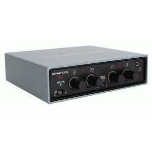 AUDIOPROBE Spartan A GR USB Audio/MIDI-Interface, gray