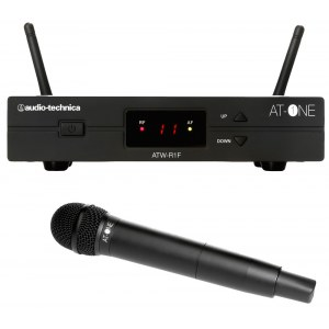 AUDIO-TECHNICA ATW-13F Handheld Vocal Set UHF-Drahtlossystem