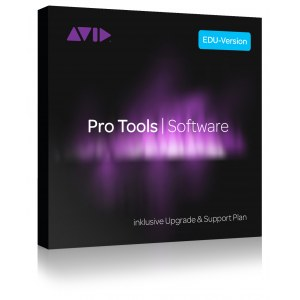 AVID Pro Tools Dauerlizenz mit Upg/Support EDU Software