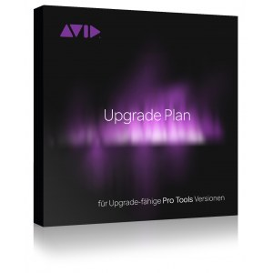 AVID Pro Tools Upgrade Plan 12 Monate (Reaktiv.) Activation Card für Pro Tools