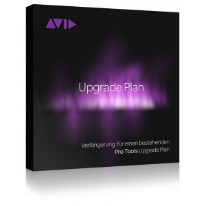 AVID Pro Tools Upgrade Plan Verlängerung 12 Monate Activation Card für Pro Tools