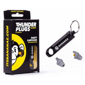 BANANAZ Thunderplugs Classic In-Ear Gehörschutz