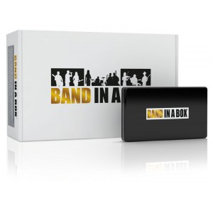 PG MUSIC Band-in-a-Box 2018 UltraPAK HD UPG/CROSS Upg./Cross. von jeder Band-in-a-Box Vorversion.