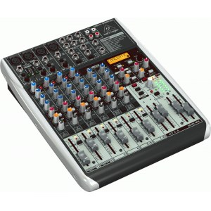 BEHRINGER Xenyx QX-1204 USB Kompaktmischpult mit USB Audio-Interface
