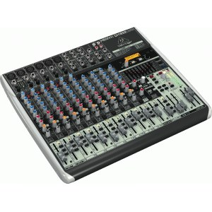 BEHRINGER Xenyx QX-1832 USB Kompaktmischpult mit USB Audio-Interface