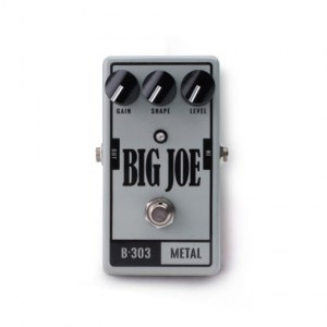 BIG JOE B-303 Metal Verzerrer Effektgerät