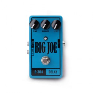 BIG JOE B-304 Delay Effektgerät