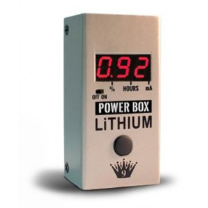 BIG JOE PB-107 Power Box Lithium Mobile Stromversorgung für Effektpedale