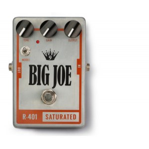 BIG JOE R-401 Saturated Tube Distortion Effektgerät