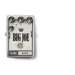 BIG JOE R-405 Hard Tube Distortion / AL Effektgerät