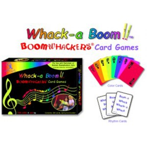 BOOMWHACKERS BW-WBC1 Card Game Kartenspiel
