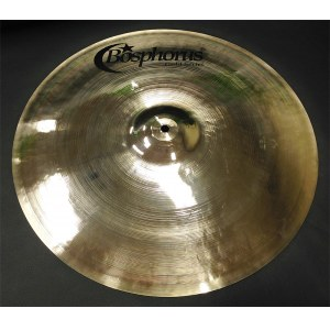 BOSPHORUS Gold 16 Full Crash Cymbal 16 Zoll Becken, brilliant
