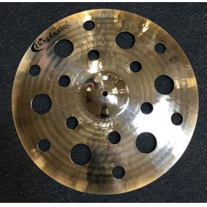 BOSPHORUS Gold 18 Fx18 Crash Cymbal 18 Zoll Becken, brilliant / B-Ware