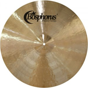 BOSPHORUS Master 21 Ride Cymbal 21 Zoll Becken, brilliant / B-Ware