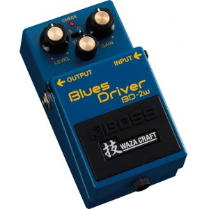 BOSS BD-2W Blues Driver Waza Craft Effektgerät