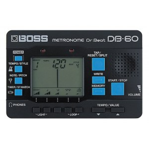 BOSS DB-60 Dr. Beat Metronom