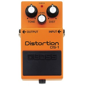 BOSS DS-1 Distortion Effektgerät