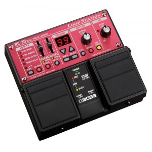 BOSS RC-30 Loop Station Effektgerät Looper