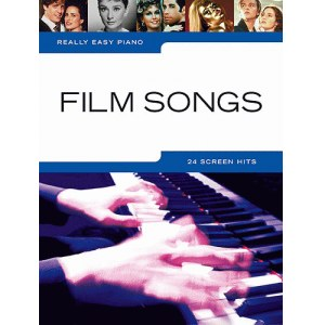 BOSWORTH Really Easy Piano Film Songs Einfache Arrangements für Klavier