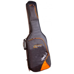 CANTO LKL05OR Lizard Series Concert Guitar 4/4 Tasche für Konzertgitarre (311012), orange