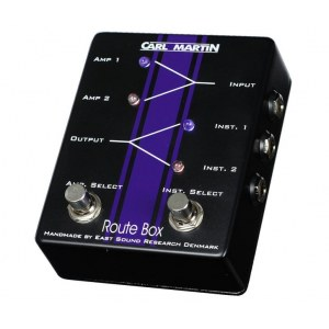 CARL MARTIN Route Box Effektpedal