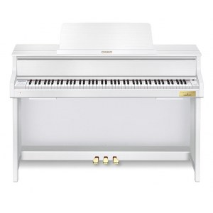 CASIO GP-300 WH Grand Hybrid Digitalpiano, weiss