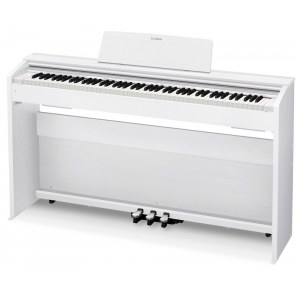 CASIO PX-870 WH Privia AiR Digitalpiano, weiss