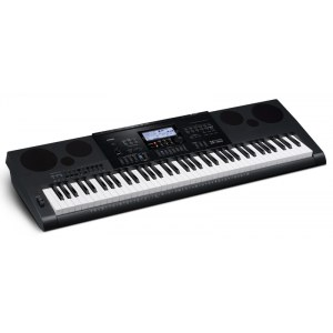 CASIO WK-7600 High-Performance Keyboard inkl. Netzteil