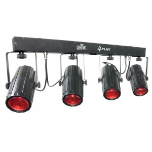 CHAUVET DJ 4-Play Moonflower Lichtffekt