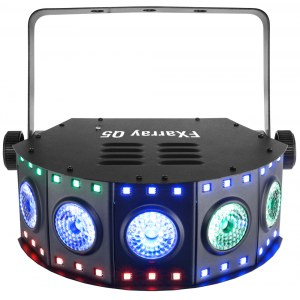 CHAUVET DJ FXarray Q5 LED Washlight Effektlicht