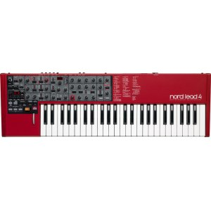 CLAVIA Nord Lead 4 Keyboard Virtuell-analoger Synthesizer