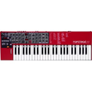 CLAVIA Nord Lead A-1 Keyboard Virtuell-analoger Synthesizer