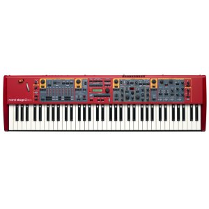 CLAVIA Nord Stage 2 EX Compact Stagepiano