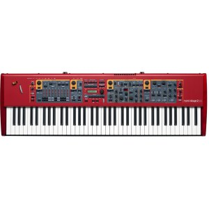 CLAVIA Nord Stage 2 EX HP76 Stagepiano