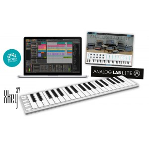 CME Xkey 37 Production-Bundle MIDI-Key + Bitwig 8-Track und Arturia Audio Labs