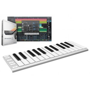 CME Xkey 25 Recording-Bundle Controller-Keyboad+Studio One3 Artist