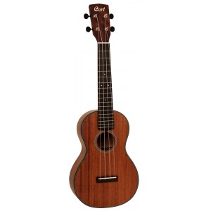 CORT UKEBWCOPB All Solid Akustik-Ukulele, open pore