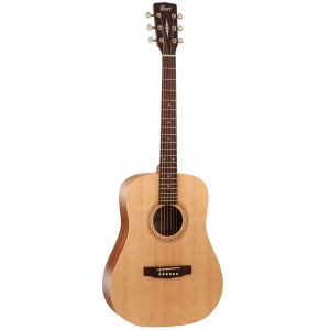 CORT Earth 50 NT Easy Play 7/8 Dreadnought Akustik-Gitarre, natur open pore