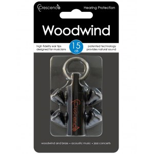 CRESCENDO DM Woodwind 15 Ear Protection High Fidelity Gehörschutz